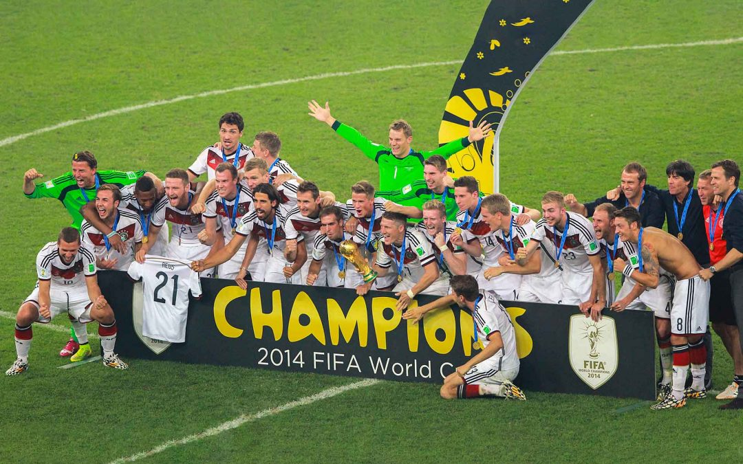 Have World Cup Team become more diverse over time?