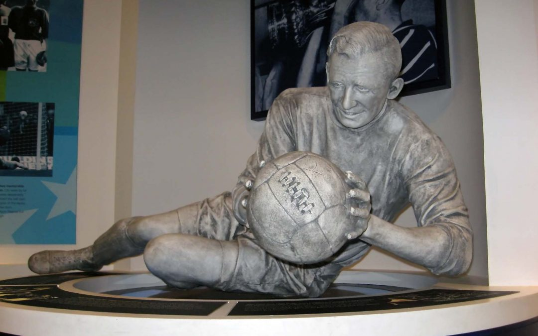 Bert Trautmann: The German who Stayed
