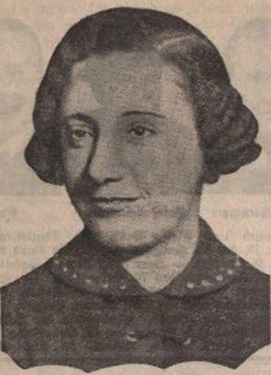 Edith Klinger in 1935