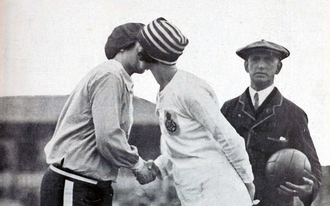 One Iconic Female Football Friendship to explore the 20th century