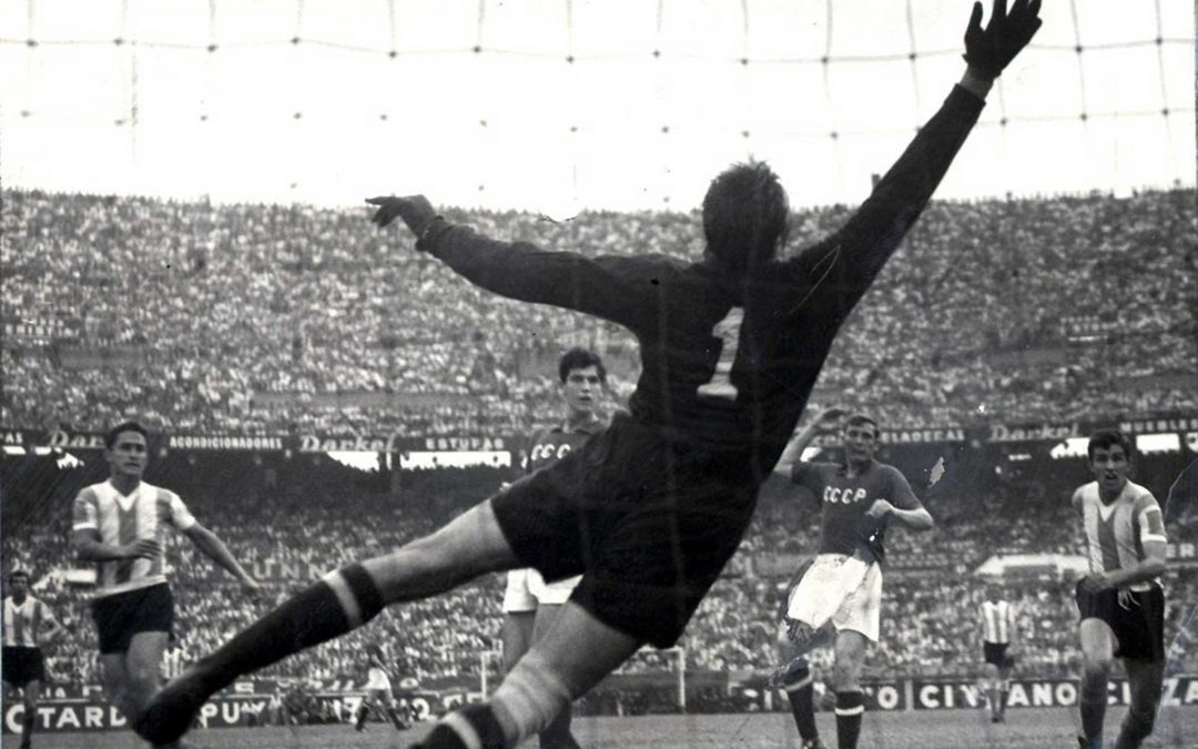 Lev Yashin: Hero of the Soviet Union