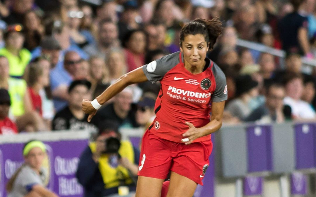 Nadia Nadim: The Danish Girl from Herat