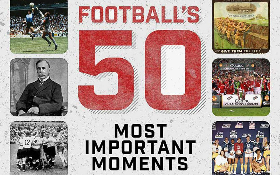 Book review: 50 Most Important Moments