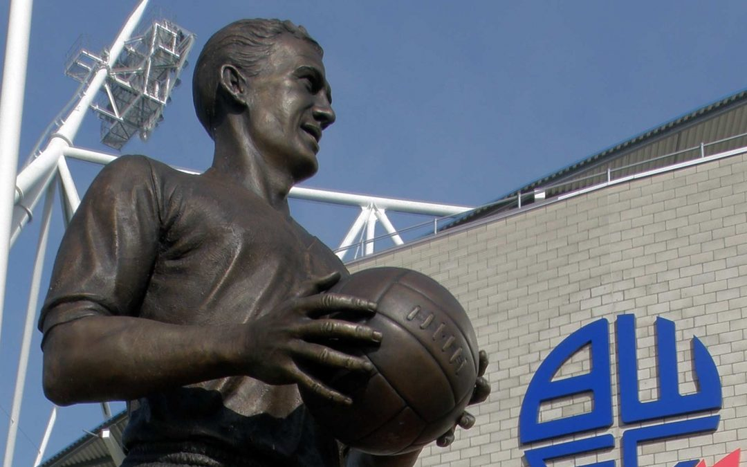Nat Lofthouse: The One-Club man