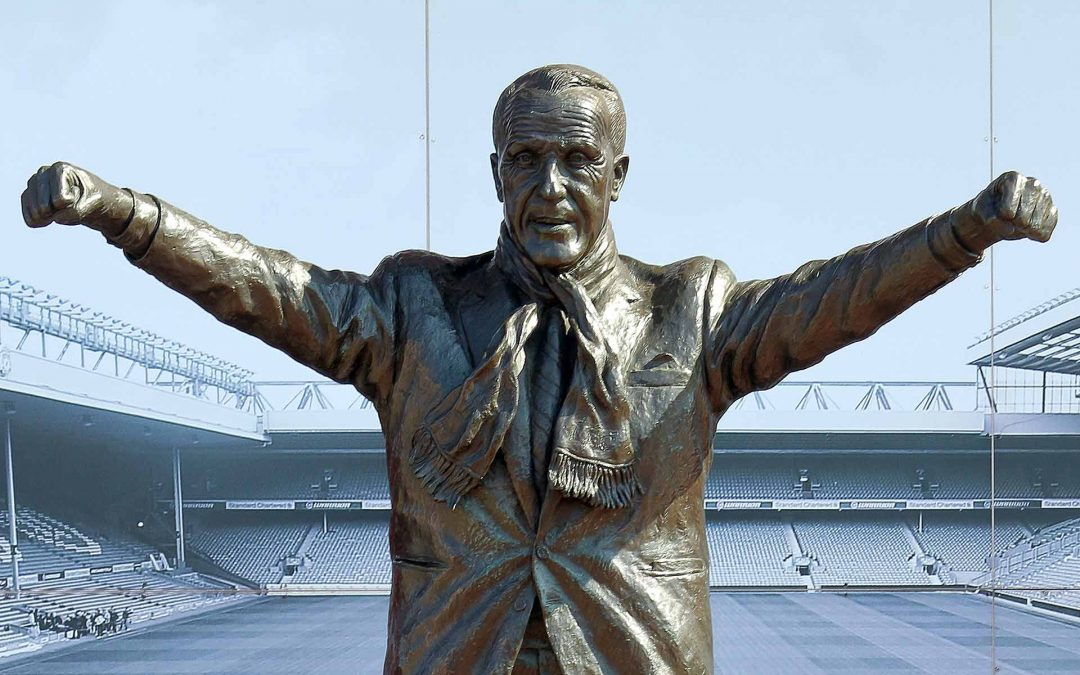 Bill Shankly: The road south from Scotland