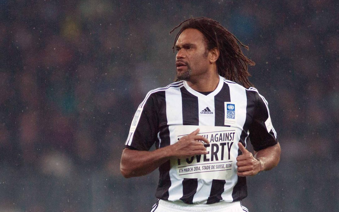 Christian Karembeu: Facing Empire in Football