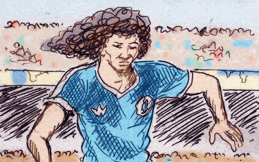"Vasilis Xatzipanagis: The ""Greek Maradona"""