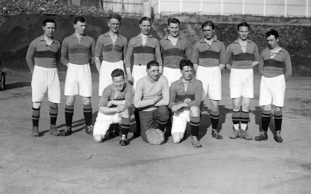 The Birth of a Club: looking at local football to learn about the past