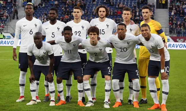 Football as a portal to French colonial history