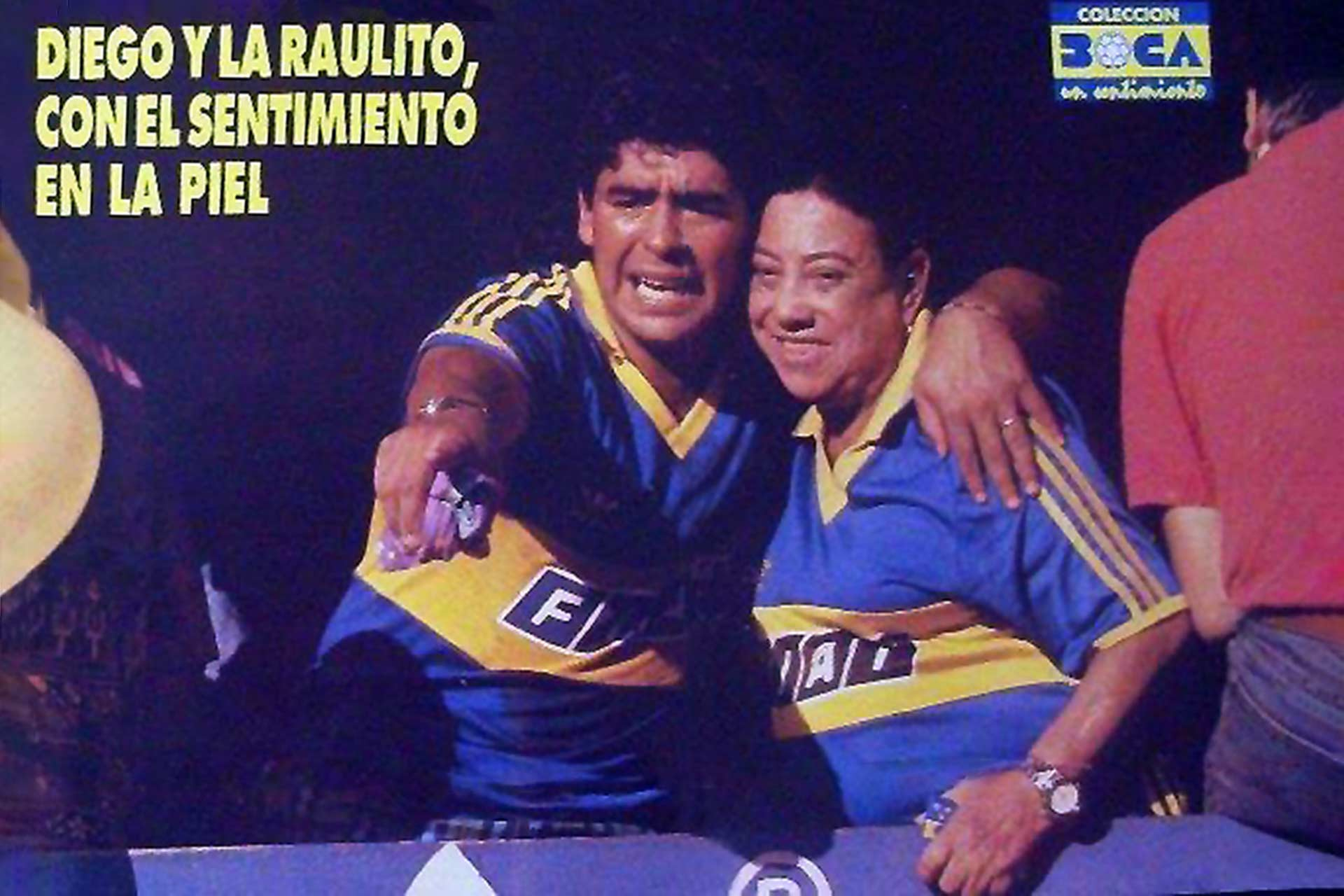 La Raulito and her all-time favorite