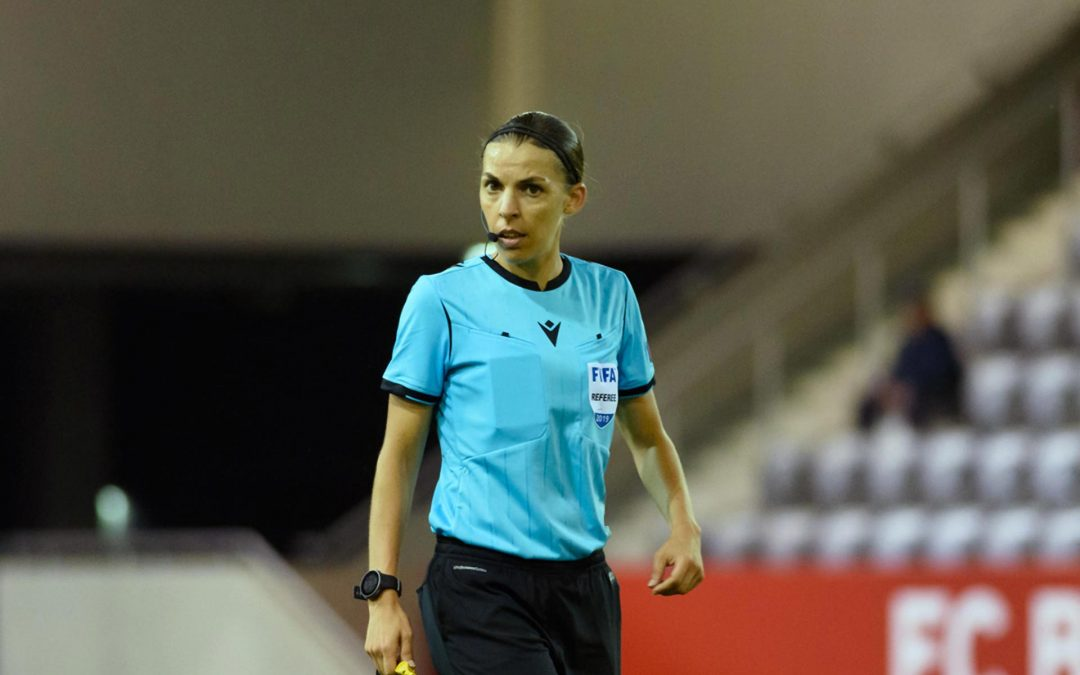 The rise of female referees in professional men's football