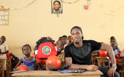 Didier Drogba: Footballer for Truth