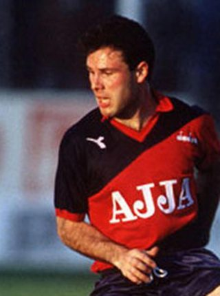 Jean-Marc Bosman playing for Standard Liege